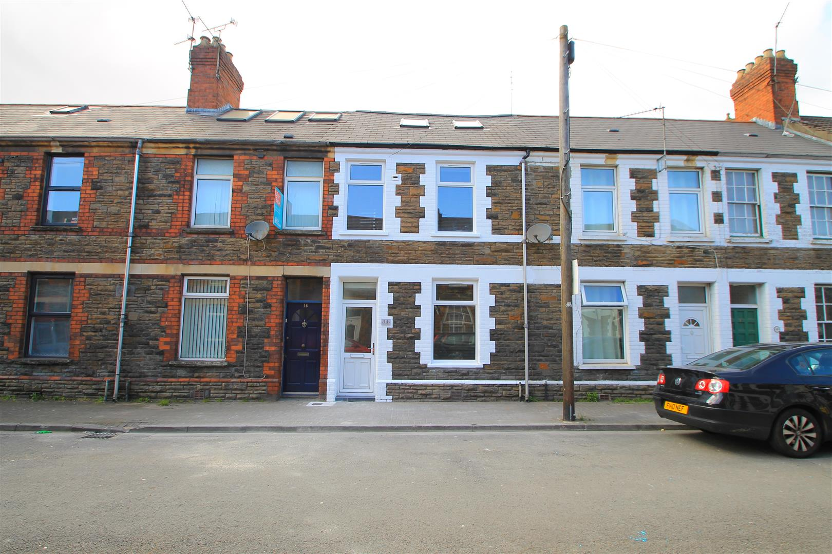 6 Bedrooms Terraced House for sale in Crwys Place, Cardiff